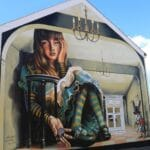 StreetArt_Brande - Alice i eventyrland